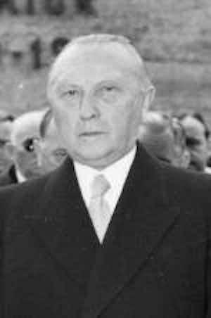 Dr. h.c. Konrad Adenauer