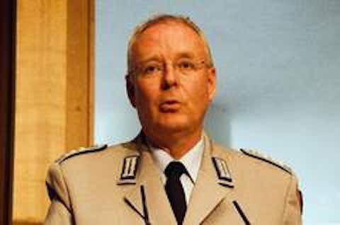 Oberst Prof. Dr. Winfried Heinemann