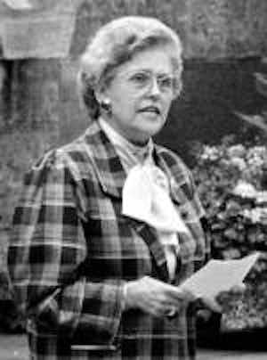 Dr. Hanna-Renate Laurien