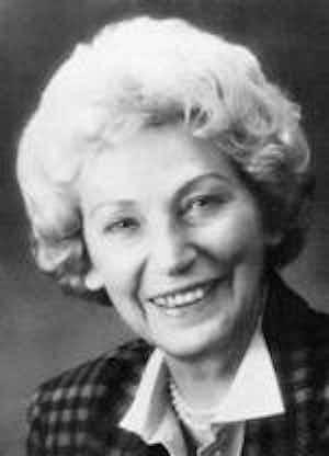 Dr. h.c. Annemarie Renger