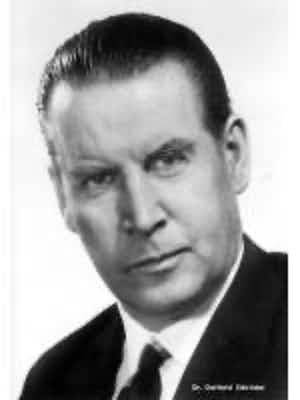 Dr. Gerhard Schröder