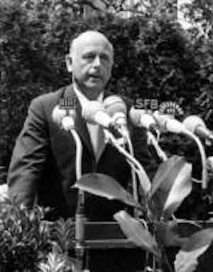 Generalmajor Henning Wilcke