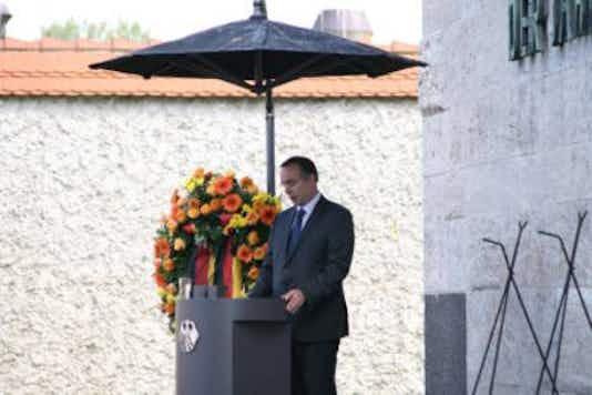Gedenkfeier, Gedenkstätte Plötzensee, Berlin, 20.07.2009
