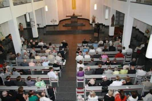 Gedenkfeier, St. Matthäus-Kirche, 19.07.2010