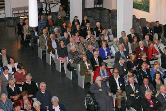 Gedenkfeier, St. Matthäus-Kirche, 19.07.2012