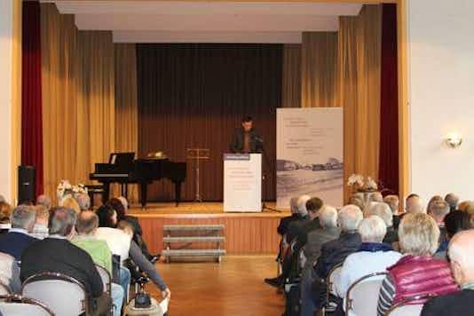 Gedenkfeier, Kursaal der Stadt Bad Sachsa, 22.11.2016