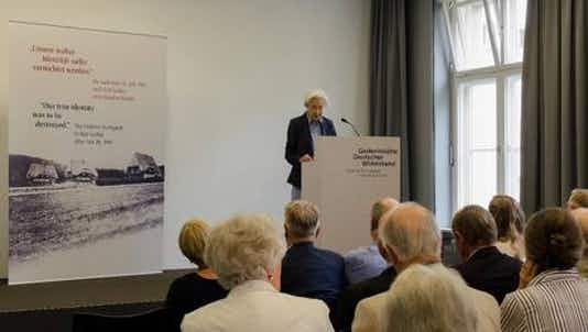 Gedenkfeier, Gedenkstätte Deutscher Widerstand, Berlin, 19.07.2017