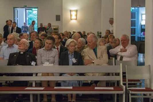 Gedenkfeier, St. Matthäus-Kirche, Berlin, 19.07.2017