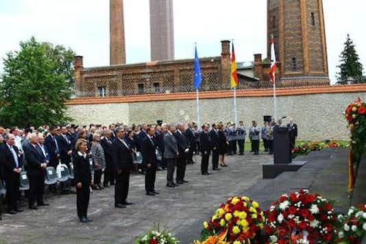 Gedenkfeier, Gedenkstätte Plötzensee, Berlin, 20.07.2017
