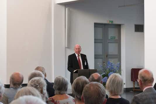 Gedenkfeier, St. Matthäus-Kirche, Berlin, 19.07.2018