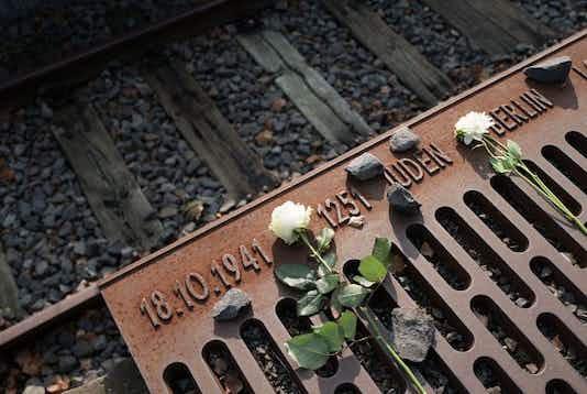 """""""Abgeholt!"""" Gedenken an den Beginn der nationalsozialistischen Deportationen von Juden aus Berlin vor 78 Jahren"""