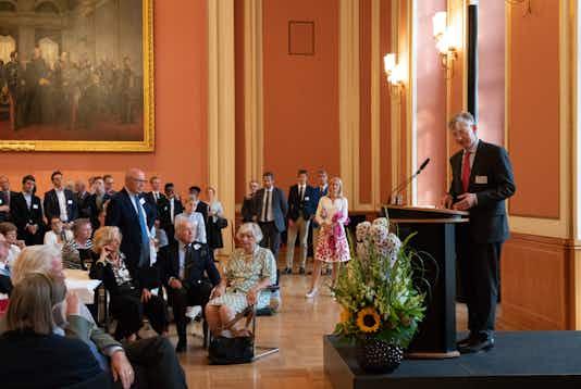 Empfang im Roten Rathaus / 75. Jahrestag / 19. Juli 2019