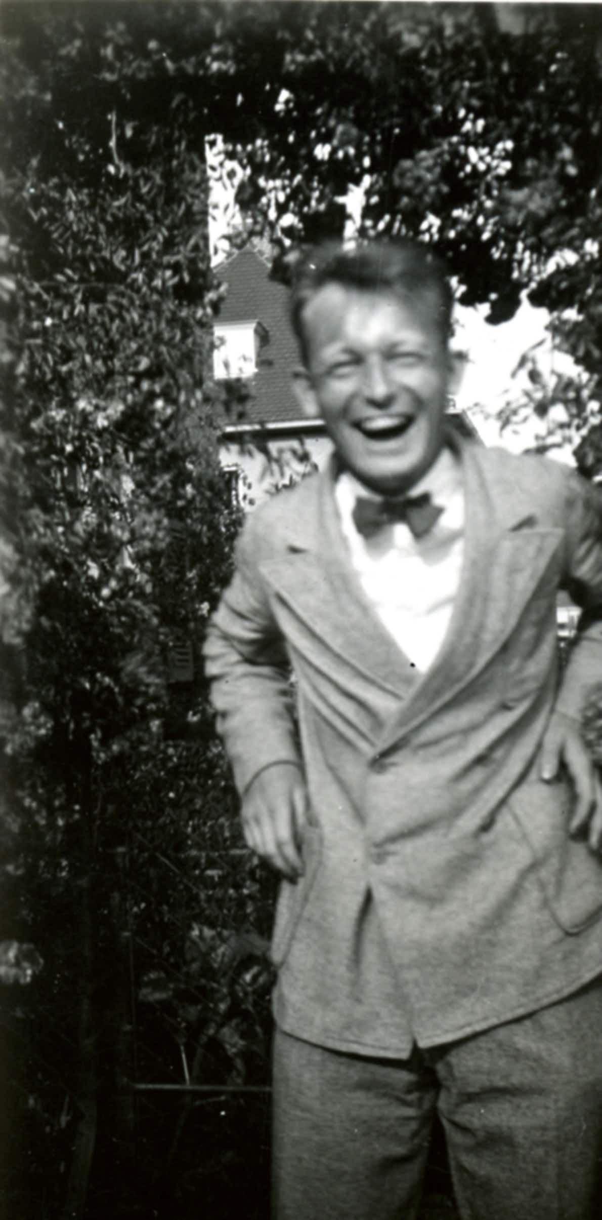 Adolf Reichwein als Leiter der Volkshochschule Jena, 1928/1929. DIPF/BBF/Archiv: REICH FOTO 32